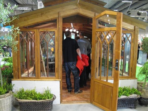 För alla som drömmer om ett växthus