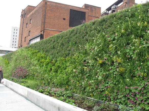 grön vägg green wall 4