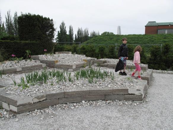 Malmö garden show Peter korn
