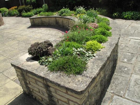 Ryton Gardens Upphöjd bädd 1