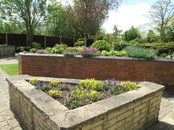 Ryton Gardens Upphöjd bädd 3