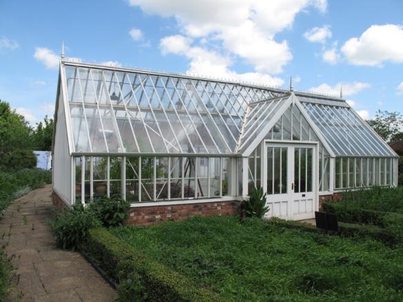 Växthus Ryton Gardens 1