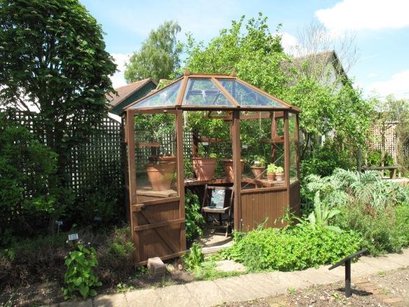Växthus Ryton Gardens 10