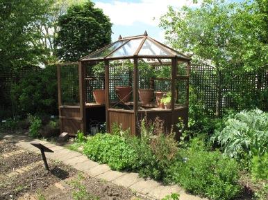 Växthus Ryton Gardens 11