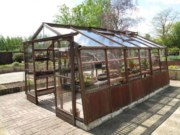 Växthus Ryton Gardens 15