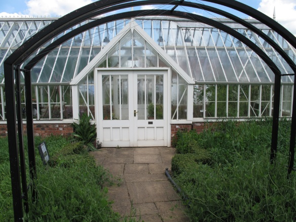 Växthus Ryton Gardens 2