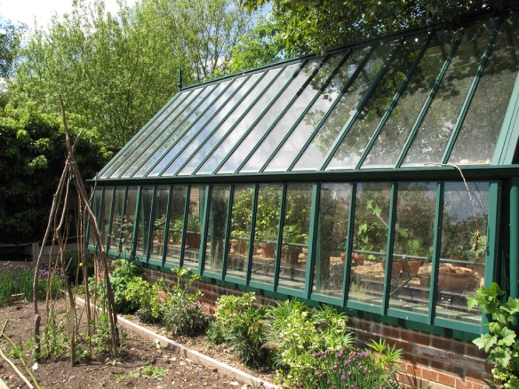 Växthus Ryton Gardens 3