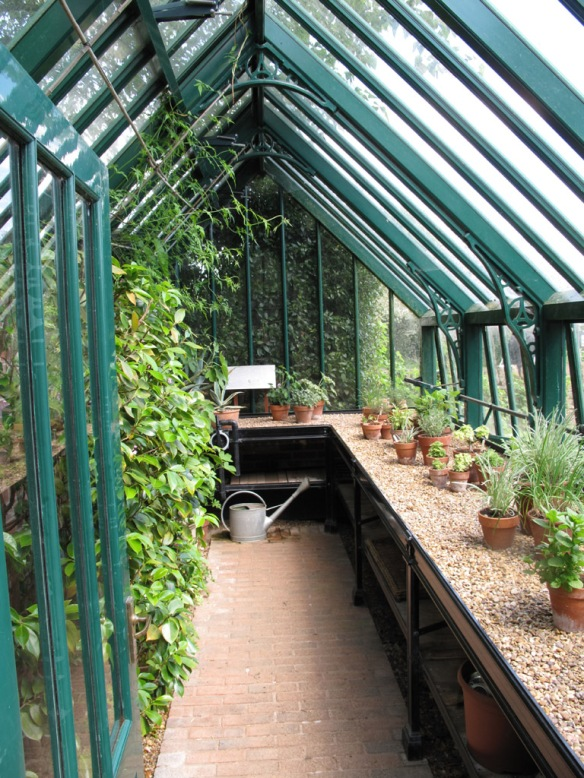 Växthus Ryton Gardens 4