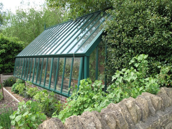 Växthus Ryton Gardens 6