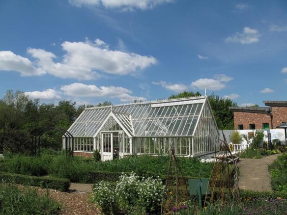 Växthus Ryton Gardens 7