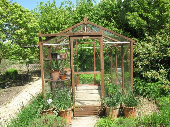 Växthus Ryton Gardens 8