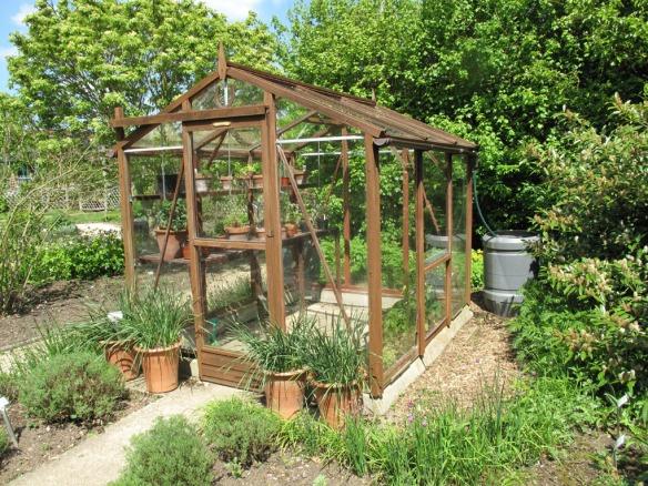 Växthus Ryton Gardens 9