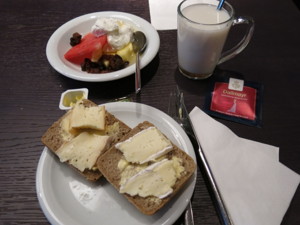 Lübeck frukost