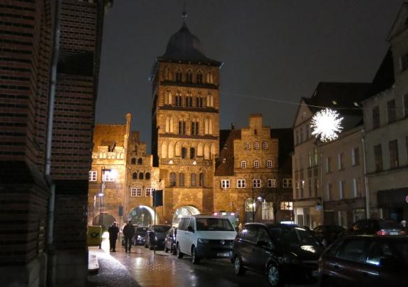 Lübeck gata
