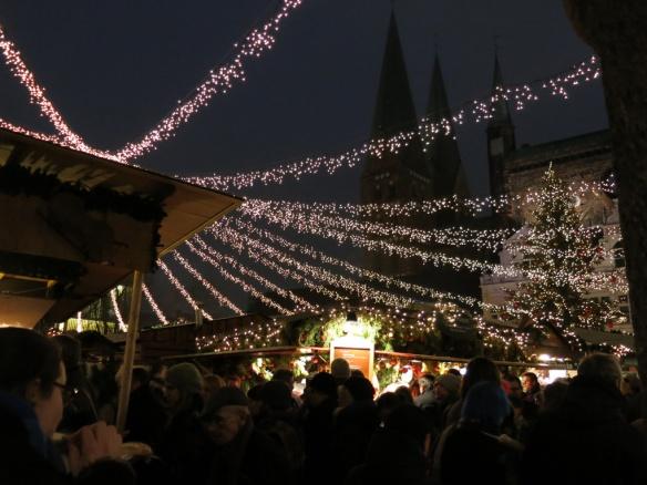 Lübeck julmarknad