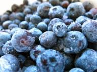 frysta bär saft sylt blåbär
