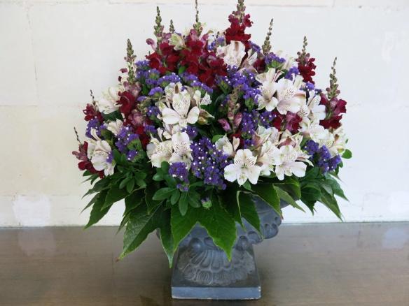 blomsteruppsättning 2