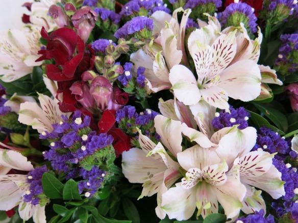blomsteruppsättning 3