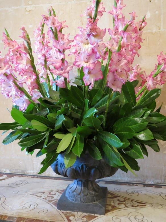 blomsteruppsättning 4