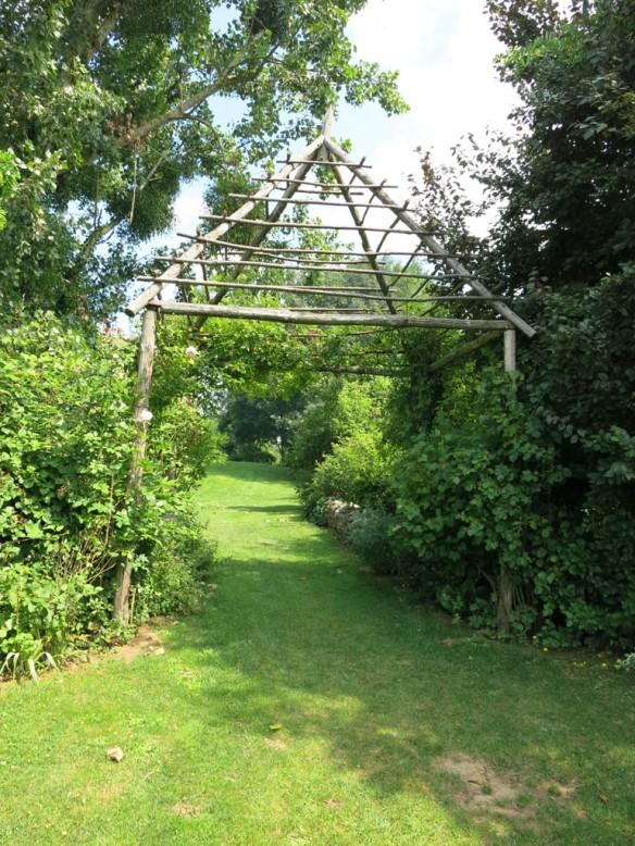 fransk trädgård 1