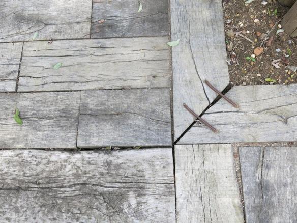 trädgårdens golv 2