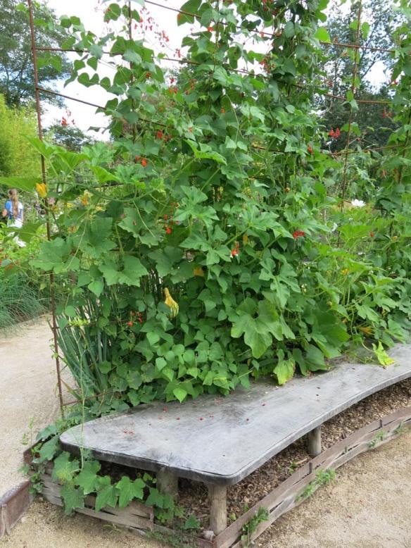 trädgårdsbänk 6
