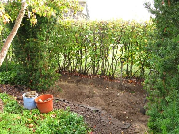 21 sep 2014 trädgårdsboden idegranshäck 5
