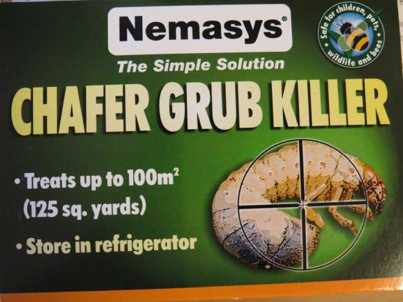 pingborre chafer grub killer
