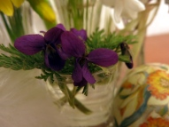 1 april 15 påsk vårbukett vårblommor 4