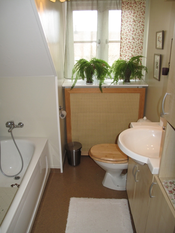 badrum uppe