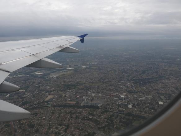 london 2015 flyg