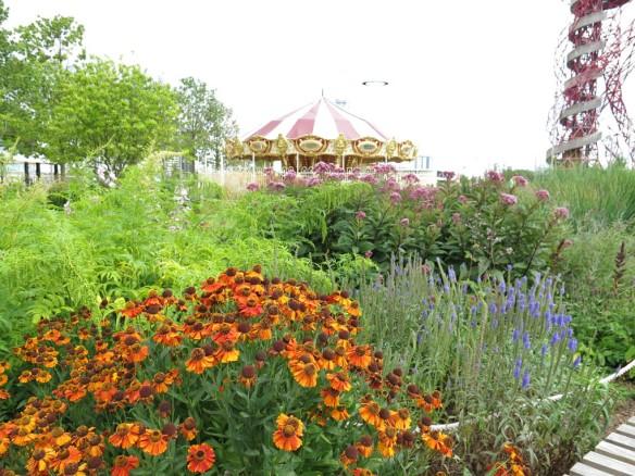 28 juli 15 Queen Elizabeth Olympic park 1