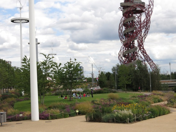 28 juli 15 Queen Elizabeth Olympic park 13