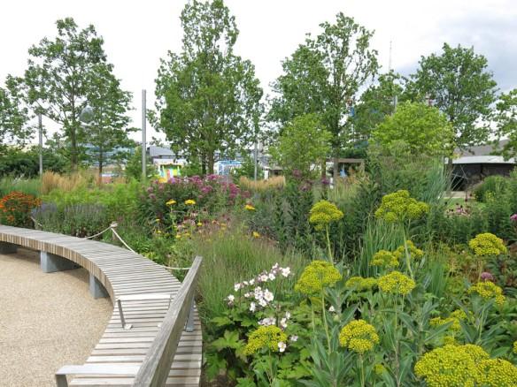 28 juli 15 Queen Elizabeth Olympic park 2