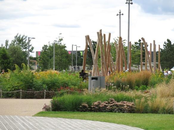 28 juli 15 Queen Elizabeth Olympic park 4