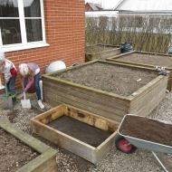 3 april 16 barnens grönsaksland 1